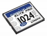Kingston 1GB Compact Flash Elite Pro