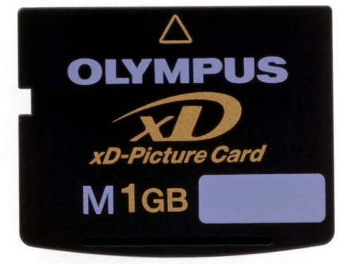 Olympus 1GB M-XD1GM Panorama