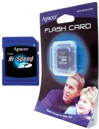 Apacer 512MB Secure Digital
